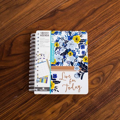 """Live for Today"" Planner"