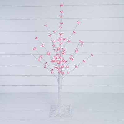 Light-Up Flower Tree