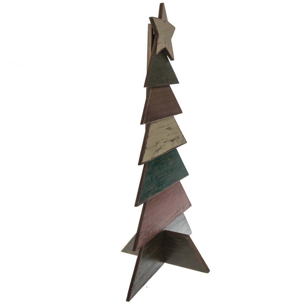 wooden tree decor medium 1