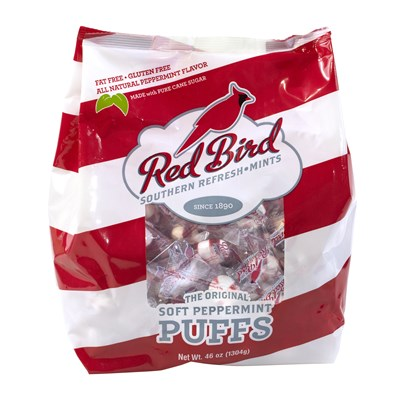 Soft Peppermint Puffs 240-Count Bag
