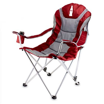 Coca-Cola Portable Reclining Camp Chair