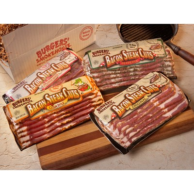 Bacon Steak Sampler
