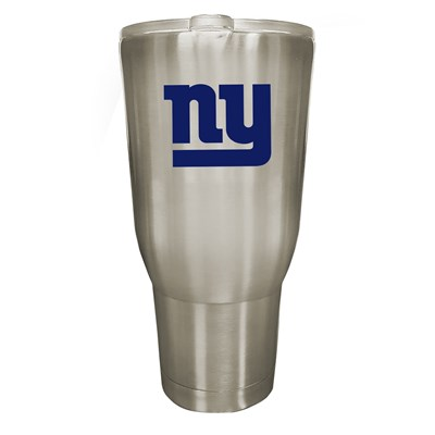 New York Giants 32oz Stainless Steel Tumbler