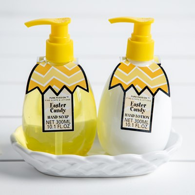 Easter Egg Soap and Lotion Set