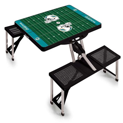 Miami Dolphins - Picnic Table