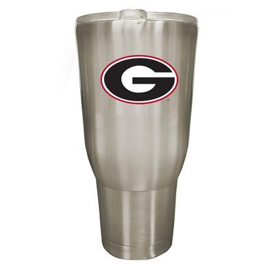 Georgia 32oz Stainless Steel Tumbler