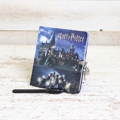 Harry Potter Invisible Ink Diary