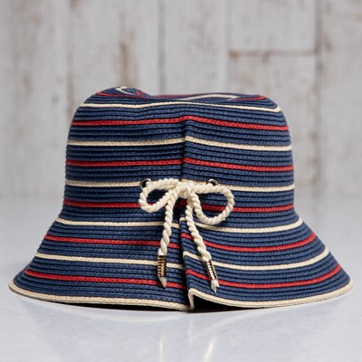 Women's Straw Cloche Hat