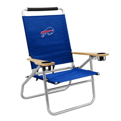 Portable Beach Chair - Buffalo Bills