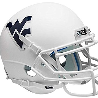 West Virginia - Mini Helmet