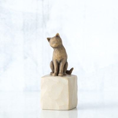 Willow Tree ® Love My Cat Figurine