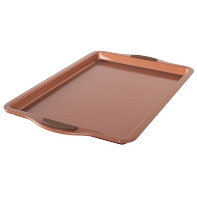 "Freshly Baked 11"" x 17"" Non-Stick Cookie Sheet - 11"" x 17"""