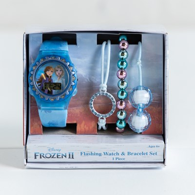 Frozen Watch and Jewelry Set