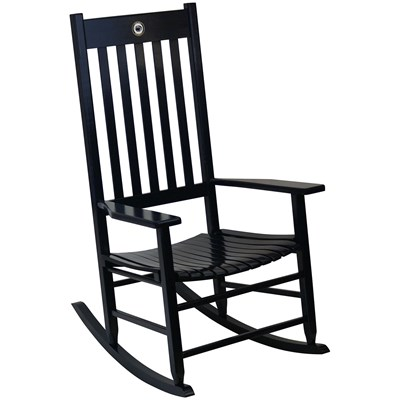 Team Color Rocking Chair - Penn State