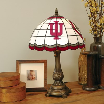 Tiffany Table Lamp - Indiana