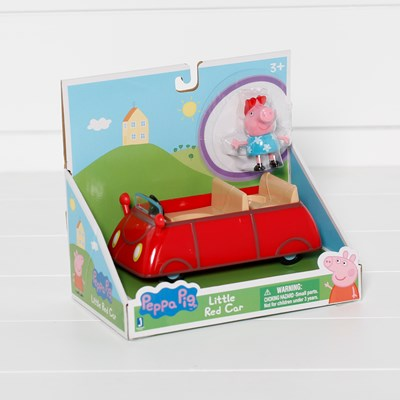 Peppa Pig Little Vehicle