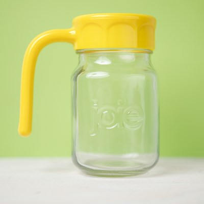 Mason Jar Drinking Handle