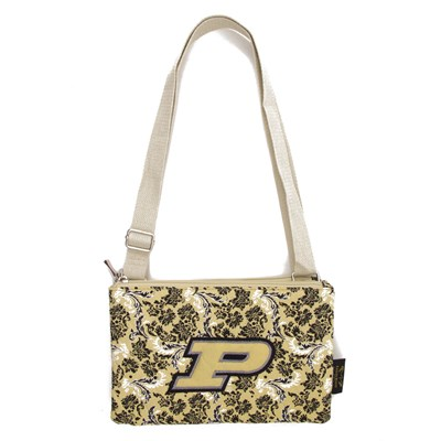 Purdue - Cross Body Bloom Purse