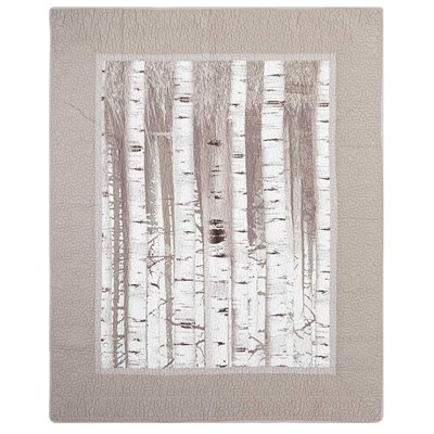 Birch Forest Throw by Donna Sharp