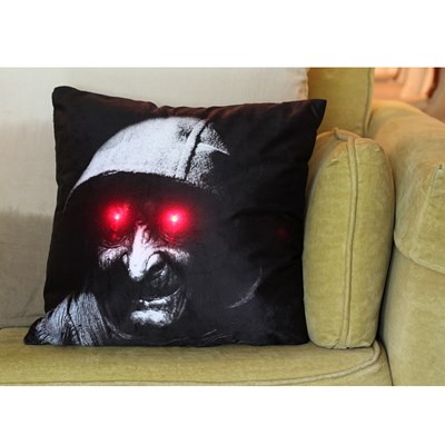 Witch Accent Pillow