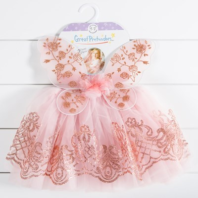 Rose Gold Fairy Dress Up