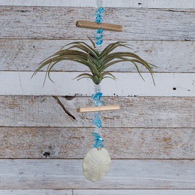 Faux Hanging Air Plant