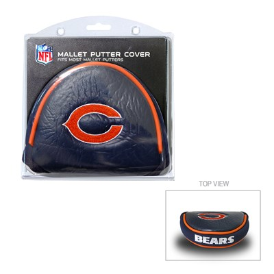 Mallet Putter Cover - Chicago Bears
