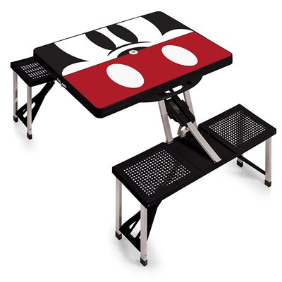 Portable Picnic Table - Disney's Mickey Mouse