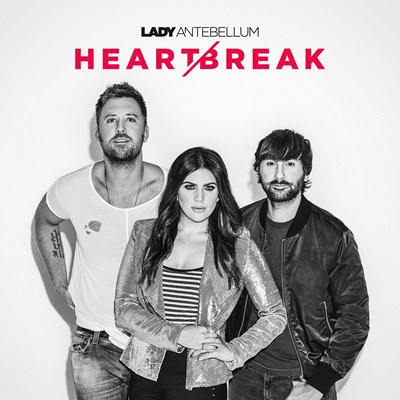 Lady Antebellum - Heart Break CD