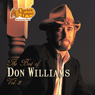 The Best of Don Williams Vol. 2 CD