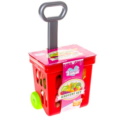 Butterflies ™ Rolling Food Basket Set
