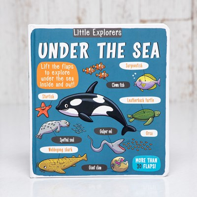 Under The Sea Explorer Book
