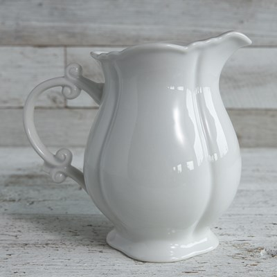 Oh Gussie! Stoneware Pitcher - Large