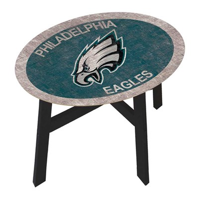 Philadelphia Eagles - Team Color Side Table