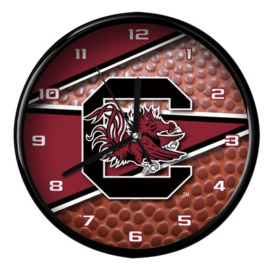 South Carolina - Football Clock