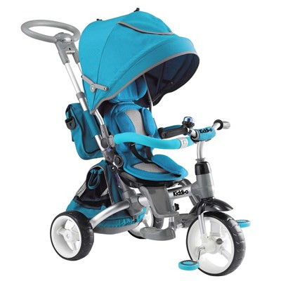 Kiddi-o ® 6-in-1 Multi-Trike - Turquoise