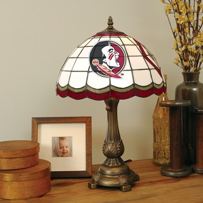 Tiffany Table Lamp - Florida State
