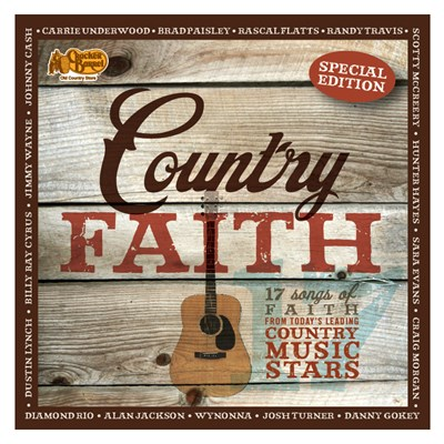 Country Faith: 17 Songs of Faith CD