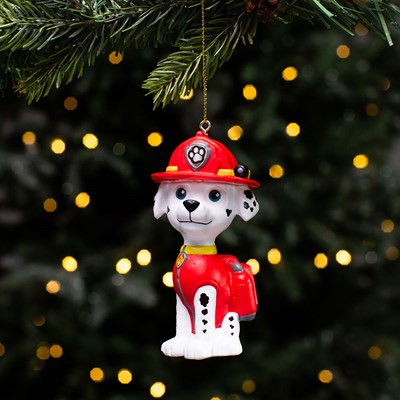 Paw Patrol Marshall Ornament