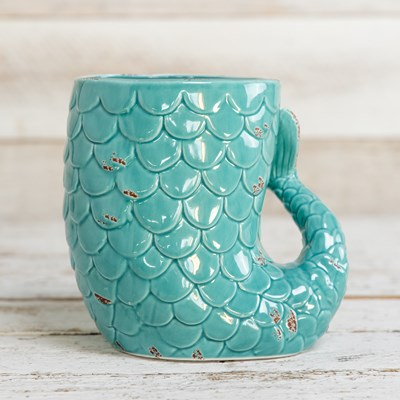 Mermaid Tail Utensil Holder
