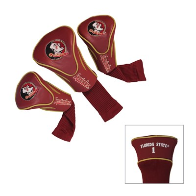 Contoured Headcovers Set - Florida State