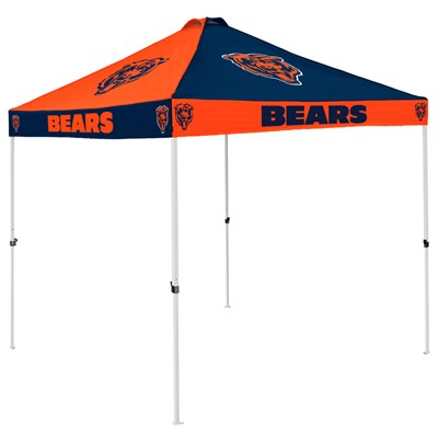 Checkerboard Tent - Chicago Bears
