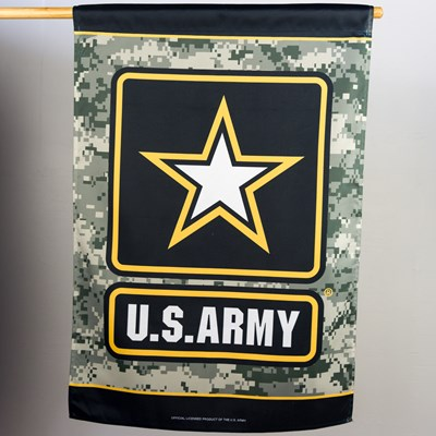 U.S Army Vertical Flag