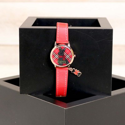 Scottie Watch with Charm