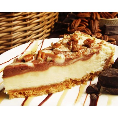 Tennessee Cheesecake ® Turtle Cheesecake