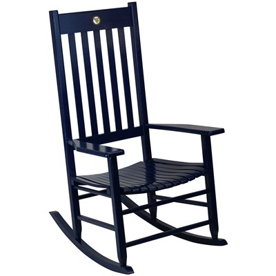 Team Color Rocking Chair - West Virginia