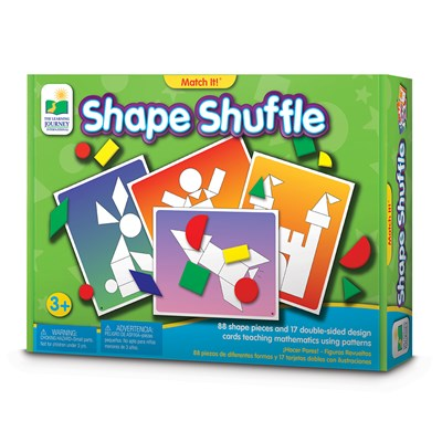 Match It! Shape Shuffle Game