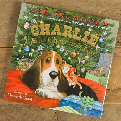 Charlie and the Christmas Kitty Book