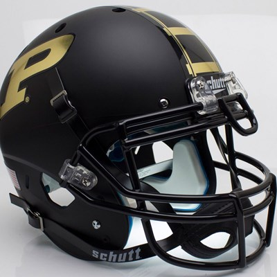 Purdue - Authentic Helmet