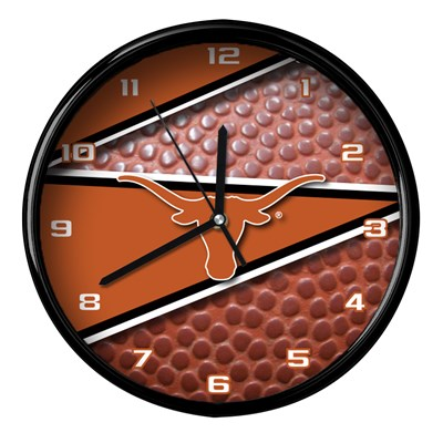 Texas - Football Clock